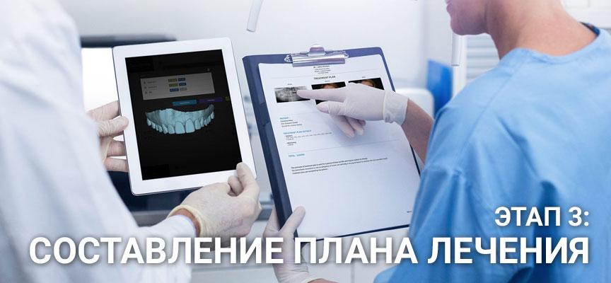 План лечения зубов