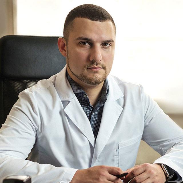 Заславский Игорь Дмитриевич
